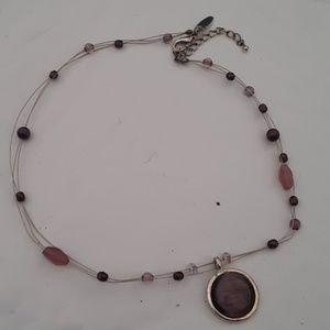 NY necklace